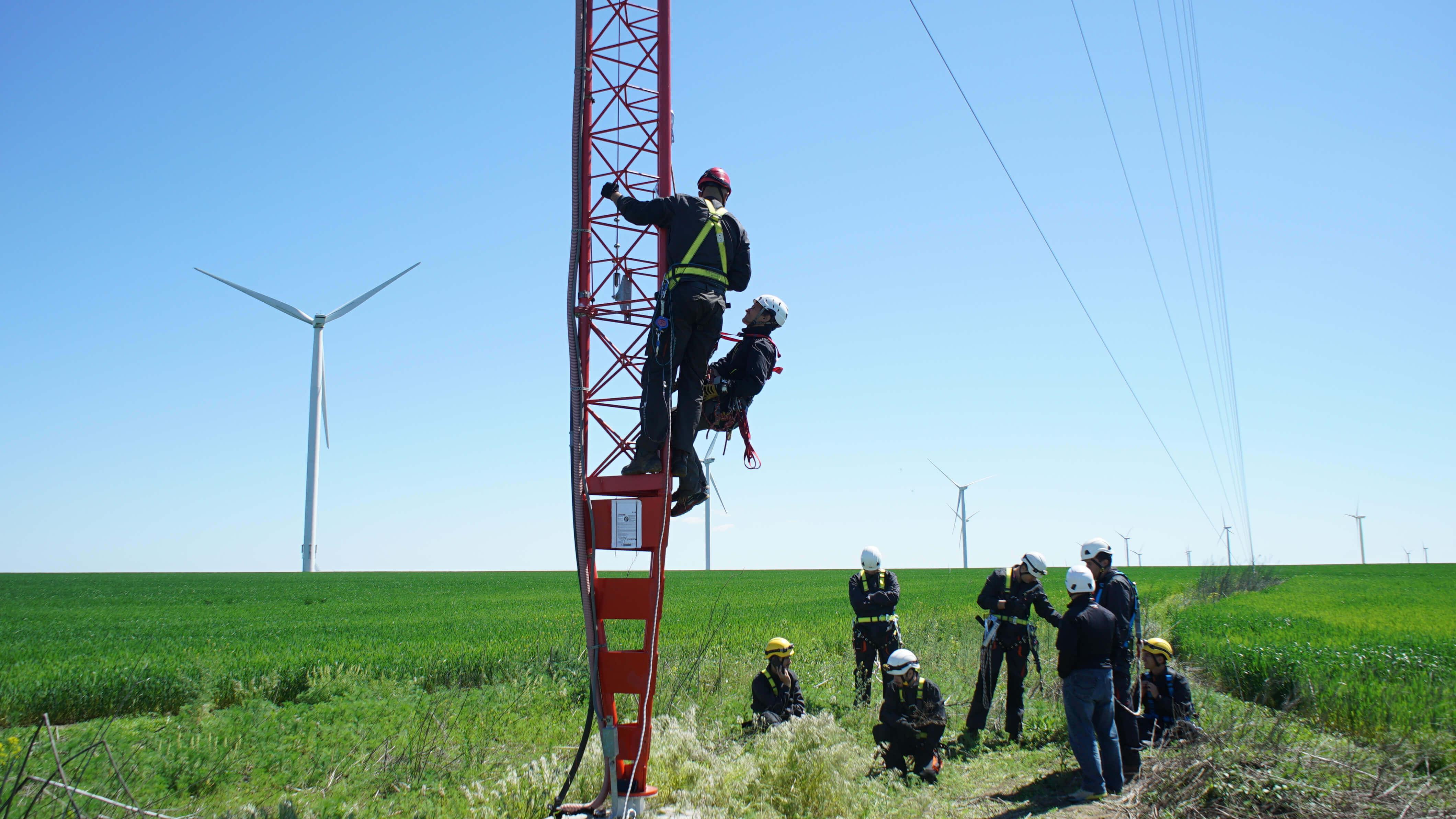 grupul-cez-romania-training-salvare-inaltime